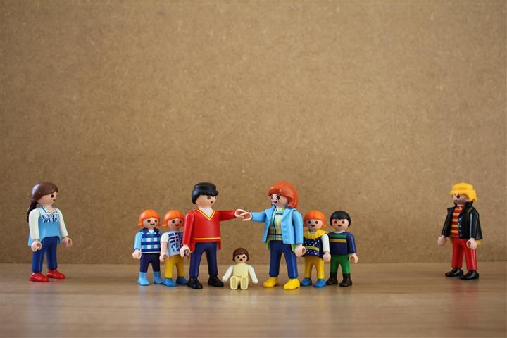 therapie samengesteld gezin